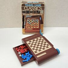 Vintage Travel Games Classic 7 In 1 Magnetic Game 8355 Lakeside Games 1981
