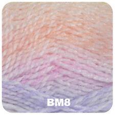 James Brett Baby Marble Double Knit Wool 3 or 5 Balls Shade Bm8 - 500g (5 X 100g)
