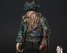 9th porte miniatures 1:14 LES MAUDITS capitaine pirate, nouvelle Résine Modèle buste