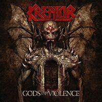 Kreator - Gods Of Violence [New CD] Jewel Case Packaging