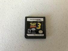 Toy Story 3: The Video Game - Nintendo DS - Cleaned & Tested