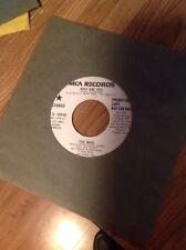 The Who Who Are You 45RPM Vinyl White Label Promo