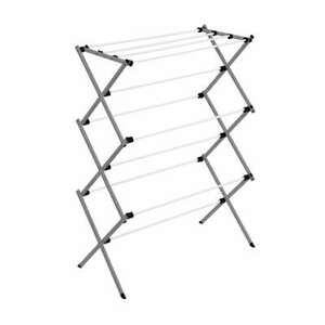Clothes Drying Rack Laundry Hanger Dryer Storage Stand Portable Indoor Outdoor
