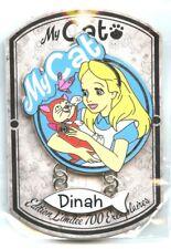 Disneyland Paris - My Cat - Alice and Dinah Pin (Le 700)