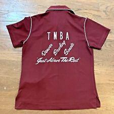 Vintage King Louie Womens Bowling Shirt size XL Rockabilly Terri 2-SIDED 60s