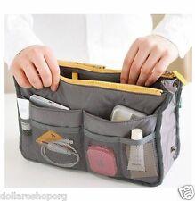 Organizer per borse Bag in organizza la borsa con tasche interne ed esterne GRIG