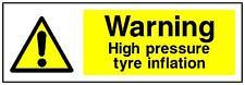 180x60mm haute pression pneu inflation - GARAGE ENSEIGNES vinyle imprimé