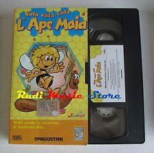 film VHS cartone L'APE MAIA - WILLI PERDE LA MEMEORIA - VOL.4 DEAGOSTINI ( F166)