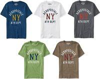 Aeropostale Mens Aero Logo Athletic Graphic T Shirt Tee S,M,L,XL,2XL,3XL NEW NWT
