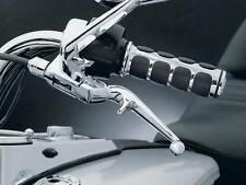 HARLEY DAVIDSON Chrome Trigger Levers SPORTSTER 96-03 Cable Clutch Kuryakyn 1029