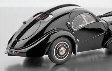 1938 Bugatti Type 57 SC Atlantic in Black by CMC M-085 in 1 18 Scale
