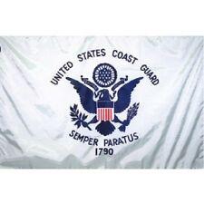 2'x3' COAST GUARD Flag Nylon SolarMax United States Military MADE IN USA