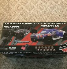 1:10 SCALE RTR 4WD HIMOTO ELECTRIC POWER OFF ROAD BUGGY TANTO (E10XBL)-brand New