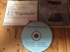Belle & Sebastian : Tigermilk CD (1999)