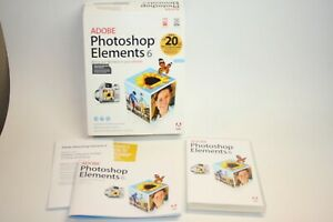 Adobe Photoshop Elements 6 For Win w/ Serial Number Product Key