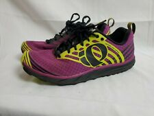 PEARL IZUMI Womens Sz 8 Project EMotion Trail N1 Running Shoes Purple