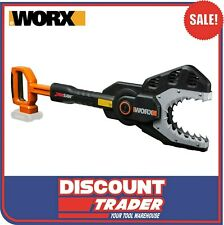 WORX WG329E.9 20V MAX Lithium-ion Cordless JawSaw / Jaw Chain Saw - Tool Only