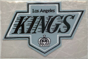 1989 LOS ANGELES KINGS ~ Willabee & Ward NHL THROWBACK HOCKEY PATCH ~ Patch Only
