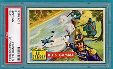 1956 Round Up, Kit's Gamble – #79 PSA 8!