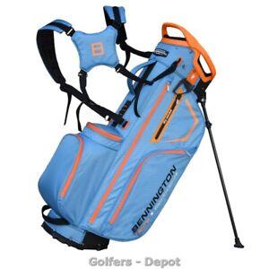 Bennington Standbag TANTO 14 WAY DIVIDER Water Resistant cobalt orange