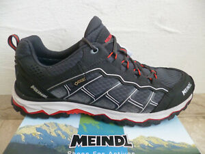 Meindl Trainers Walking Boots Loafers Tex Grey New