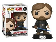 Funko - POP Star Wars: The Last Jedi - Luke Skywalker (Final Battle) New In Box!