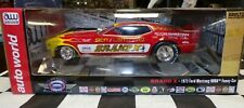 Cecil Lankford Brand X 1973 Ford Mustang Funny Car 1:18 scale Auto World