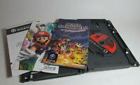 Super Smash Bros. Melee (Nintendo GameCube 2001) Complete CIB Very Good Shape