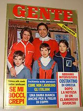 GENTE=1978/8=MANLIO BACOSI=MARIO MEROLA=MICHEL PLATINI=MARIO POMILIO=MESSINGER=