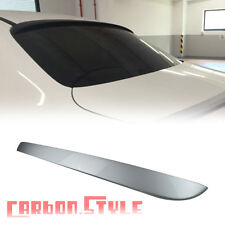 Painted For Mercedes BENZ W205 C-Class OE Roof Spoiler Wing C450 C250 C300