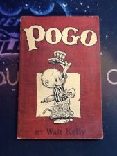 Pogo by Walt Kelly, SIGNED COPY of the comic classic, 1951 Ed. VG Condition