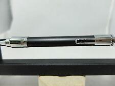 Penna CERRUTI 1881 sfera colore nero acciaio 442vv16200