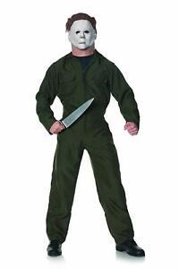 Trick Or Treat Studios HALLOWEEN II Adult Michael Myers Coveralls Costume NEW