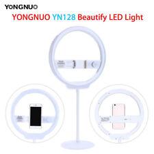 YONGNUO Yn128 LED Selfie Ring Light for Youtuber Blogger Selfie Video iPhone 7 8