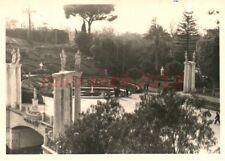 Foto, Luftwaffe, Italia, nel parco Bellini a Catania, 1942; 5026-212
