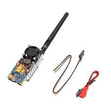Hot FPV Wireless Transmitter TS582000 5.8G 2000MW 8CH Video AV Audio Sender U2A3