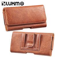LG Stylo 6/Stylo 6 Plus/Stylo 5/Stylo 5 Plus Belt Clip Holster Pouch Cover Case