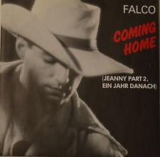 "FALCO - COMING HOME Single 7"" (H755)"