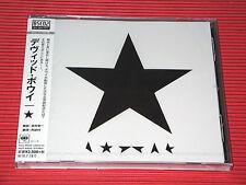 2016 NEW DAVID BOWIE BLACK STAR  JAPAN JEWEL CASE EDITION  BSCD2 Blu-spec CD