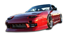 89-94 Fits Nissan 240SX 2DR Duraflex Type U Body Kit 4pc Body Kit 103628