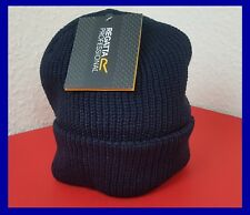 676b06da93b ~~REGATTA PROFESSIONALS NAVY BLUE BEANIE WATCH CAP TRC307 SGL