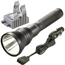 Streamlight 74504 Strion LED HP Flashlight with 12V DC Charger, Black