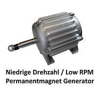 2 KW 48V Permanentmagnet Generator, IstaBreeze®,Windgenerator,Windkraft, BHKW