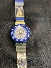 VINTAGE SWATCH WATCH Official Timekeeper Of The Centennial 1996 ATLANTA OLYMPICS