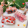 Kawaii Cute Cosmetic Bag Make Up Bag Pouch For Women Travel Organizer Toiletry