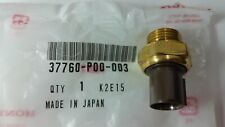 Genuine OEM Honda Acura 37760-P00-003 Fan Switch Thermostat Assembly