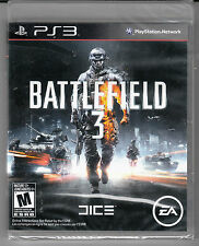 Battlefield 3 (Sony PlayStation 3, 2011) **NEW**