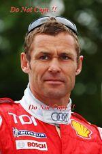 Tom Kristensen Audi 9 Times Le Mans Winner Portrait Photograph 6
