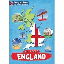All About England (Discovering The United Kingdom)-ExLibrary