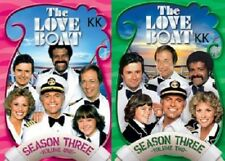 The Love Boat Season 3 Volume 1 + 2 Series Three Vol One and Two New DVD